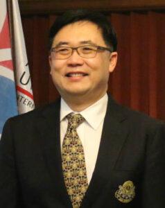 Pornchai Mongkhonvanit - President