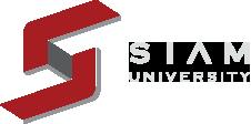 Siam University logo inline trans